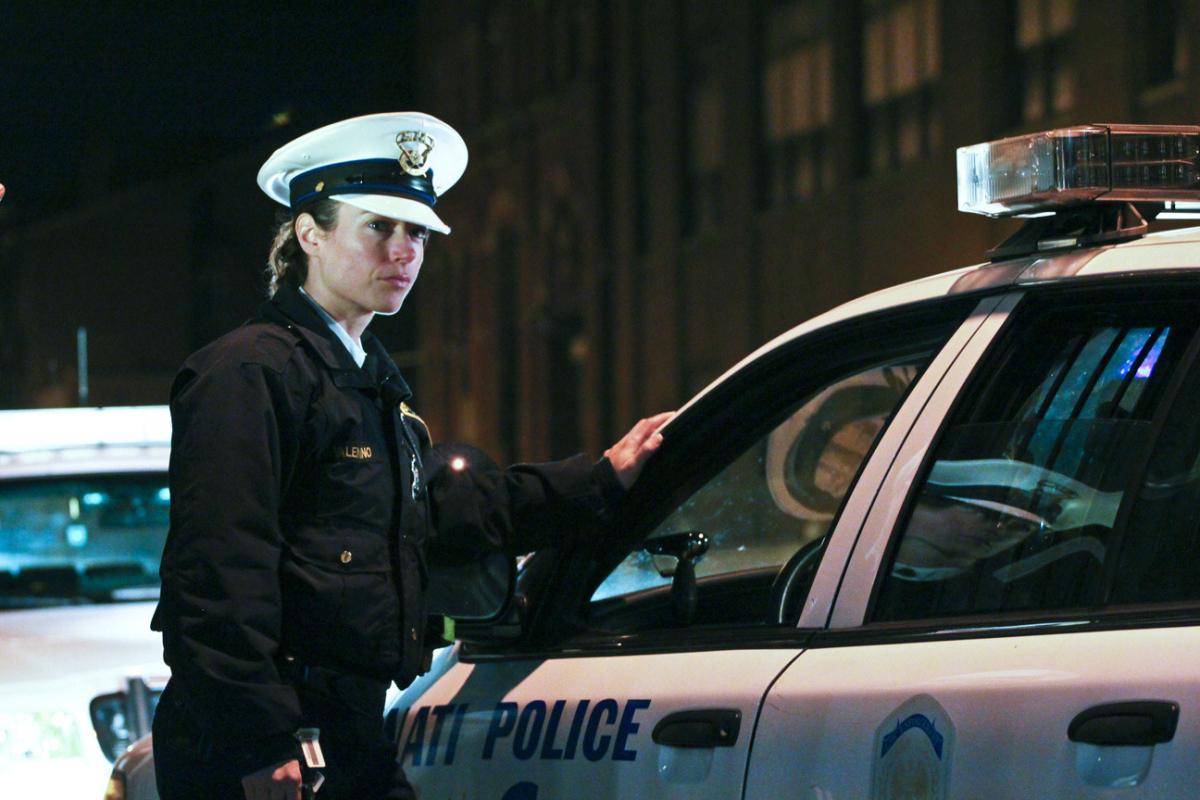 """""""Policjantki z Cincinnati"""""""